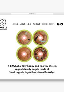 4 Bagels