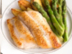 Delacata and Asparagus