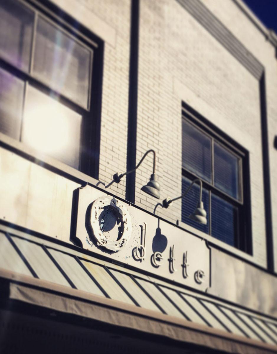 Odette Restaurant in Florence, Alabama