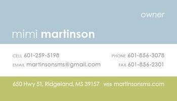 Mimi Martinson