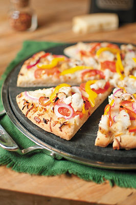 Catfish Pizza