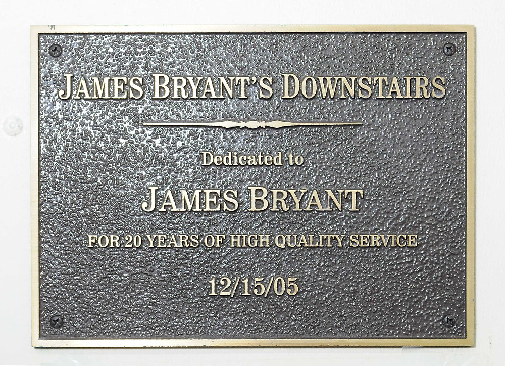 James Bryant's Downstairs