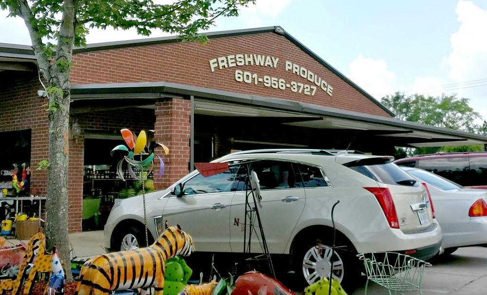 Freshway Produce, Ridgeland, MS