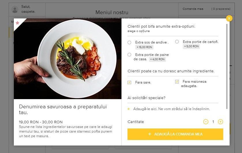 Creare web site-uri si magazine online Timisoara