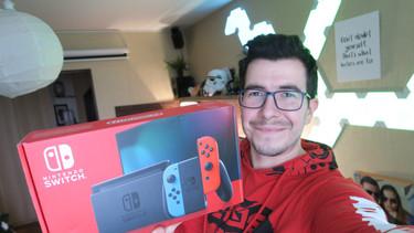Первое впечатление Nintendo Switch