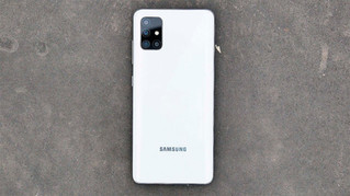 Обзор Galaxy A51