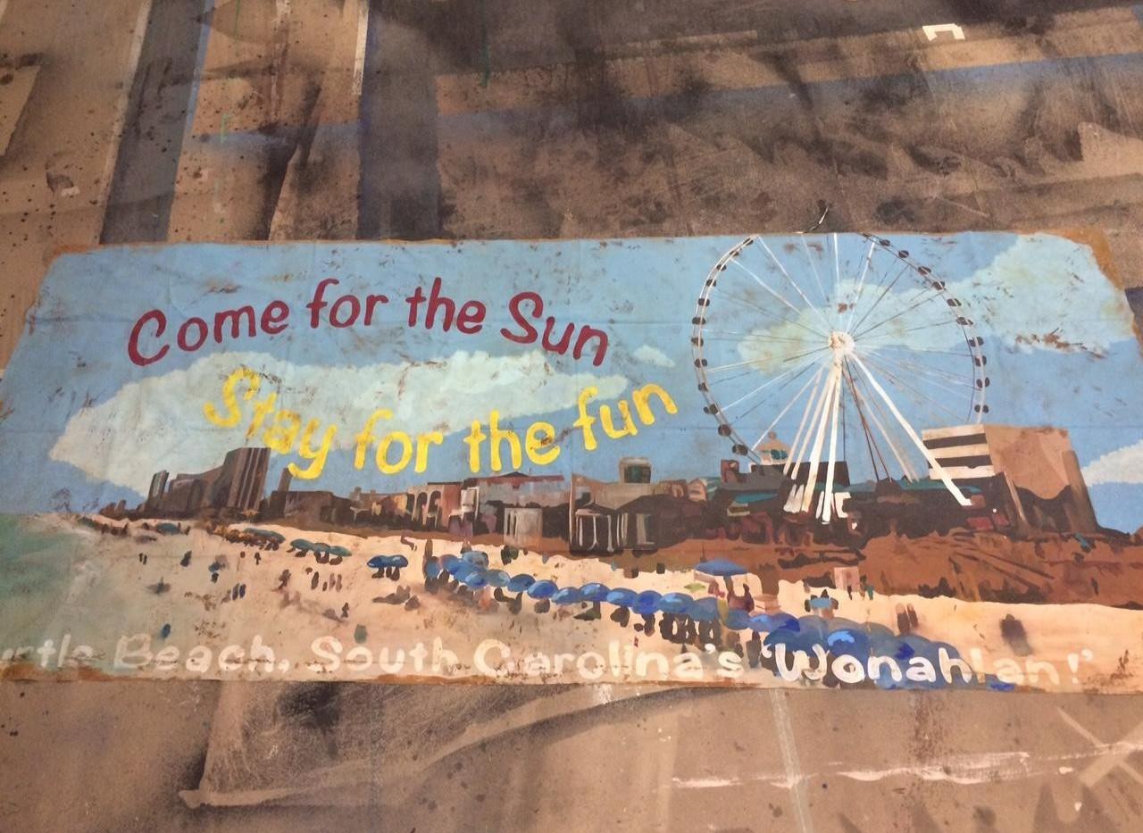Myrtle Beach Billboard