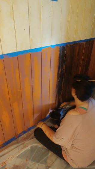 wood in progress