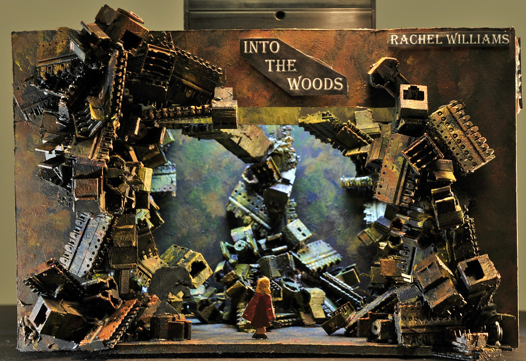 Into The Woods color model