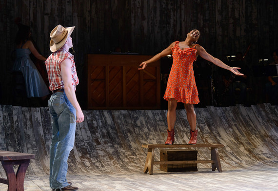 Oklahoma! Production Photo