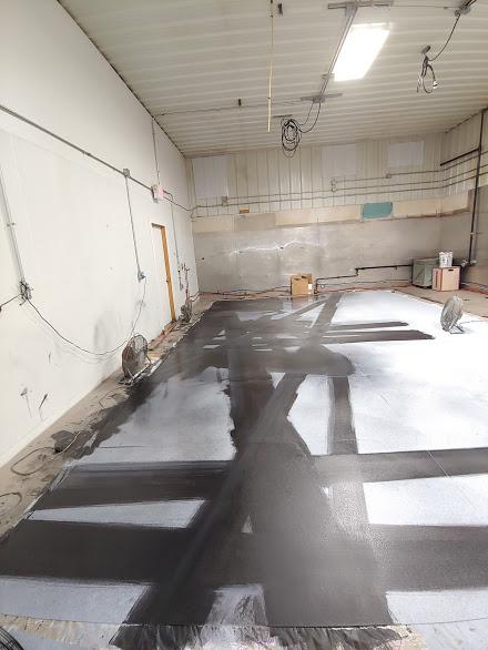 Floor in progress pt. 1