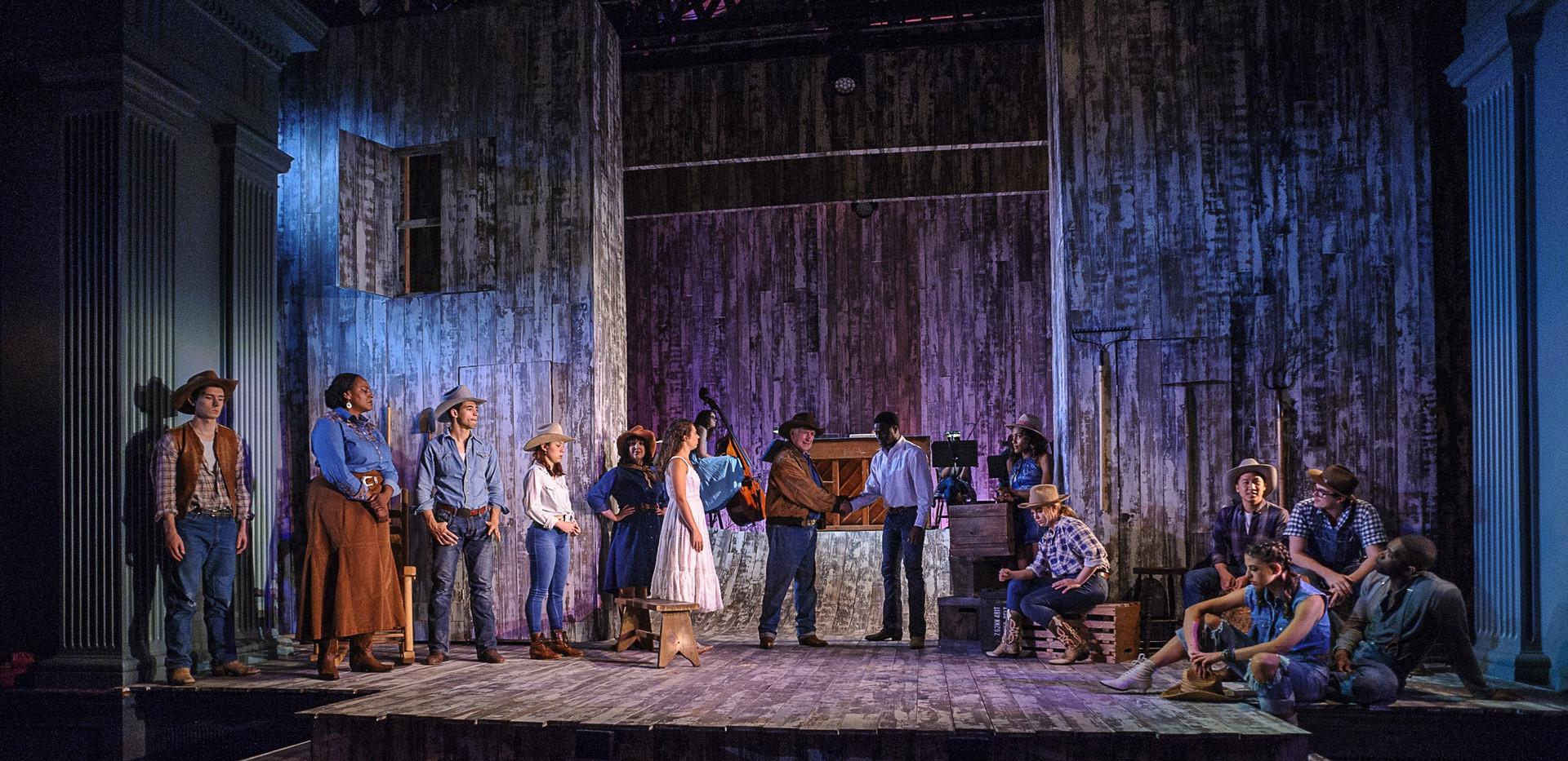 Oklahoma! Production Photo