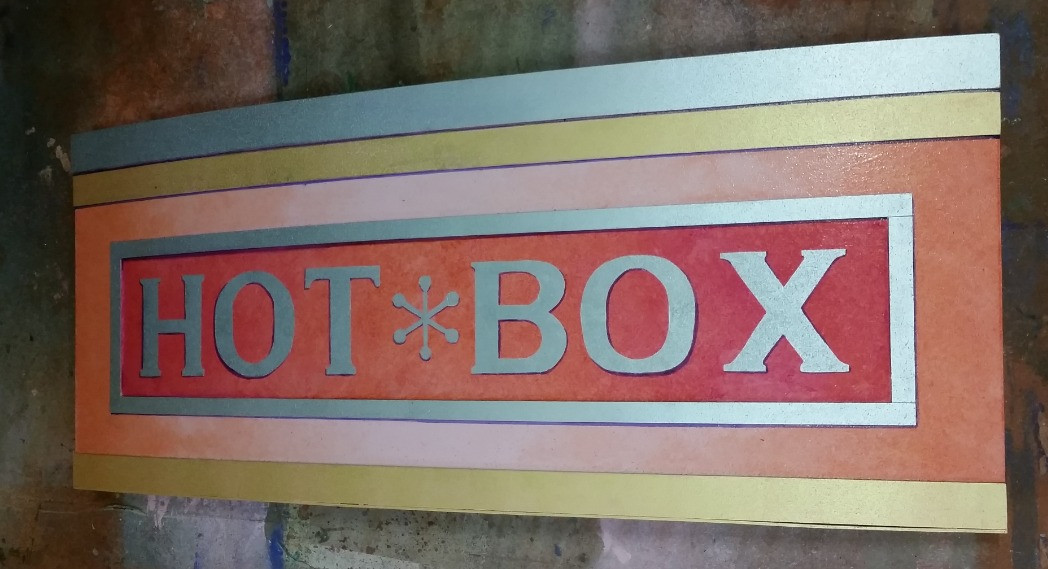 Headder of Hot Box