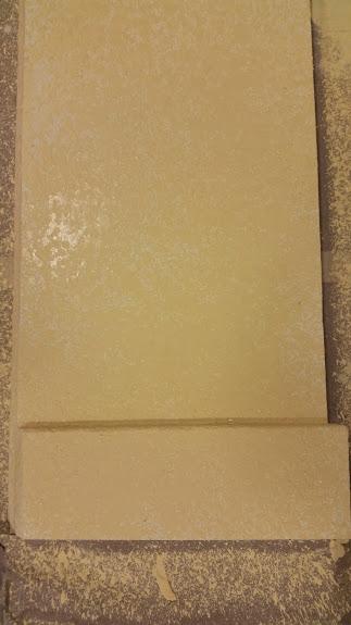stucco base detail