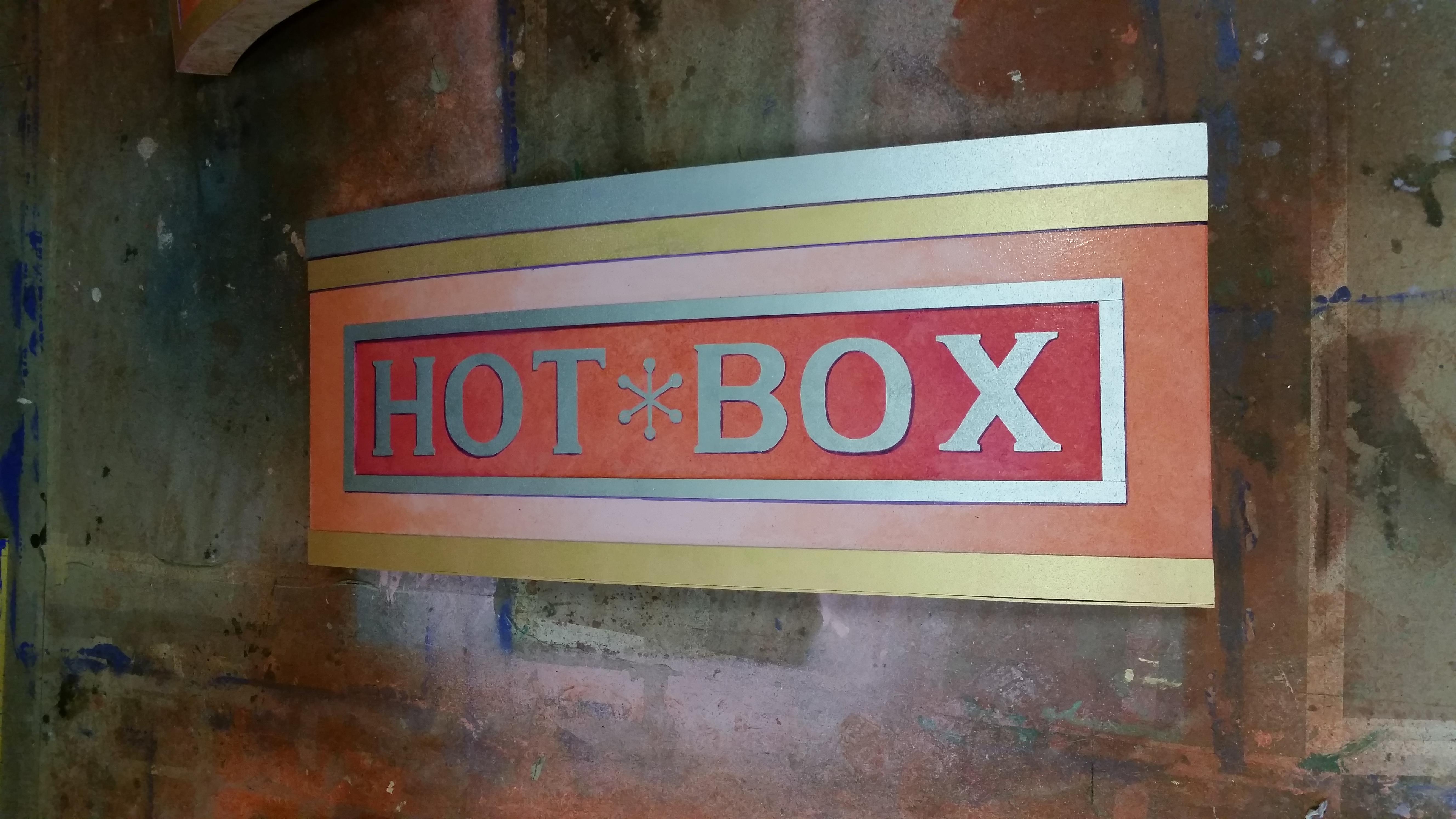 Hot Box header