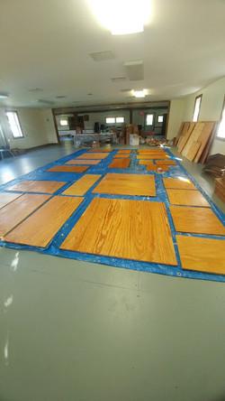Floor process