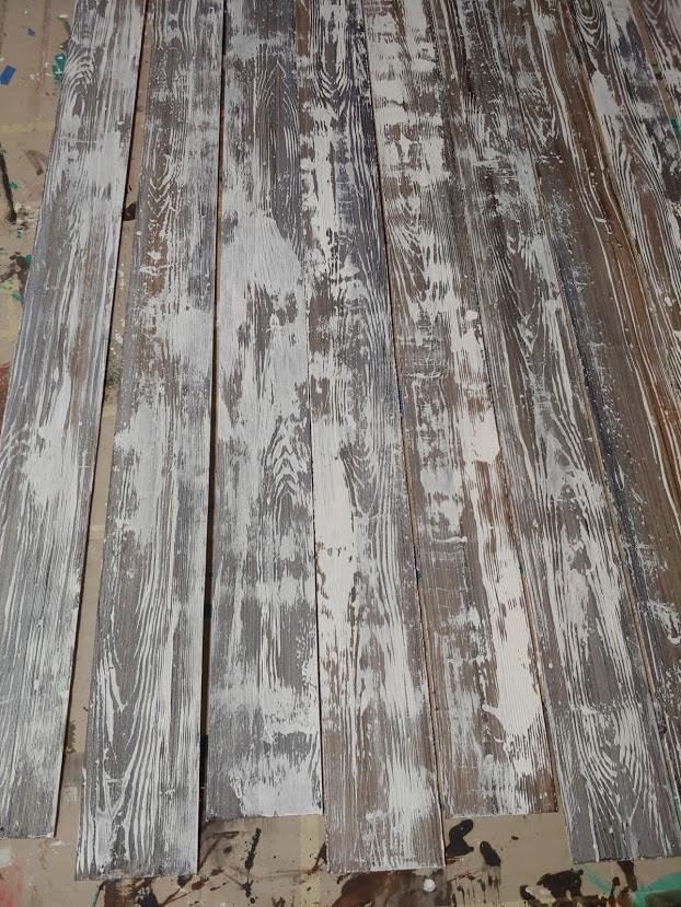 Oklahoma! old barn wood