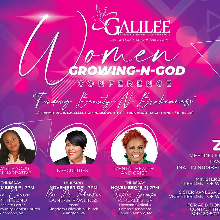 Women Growing-N-God