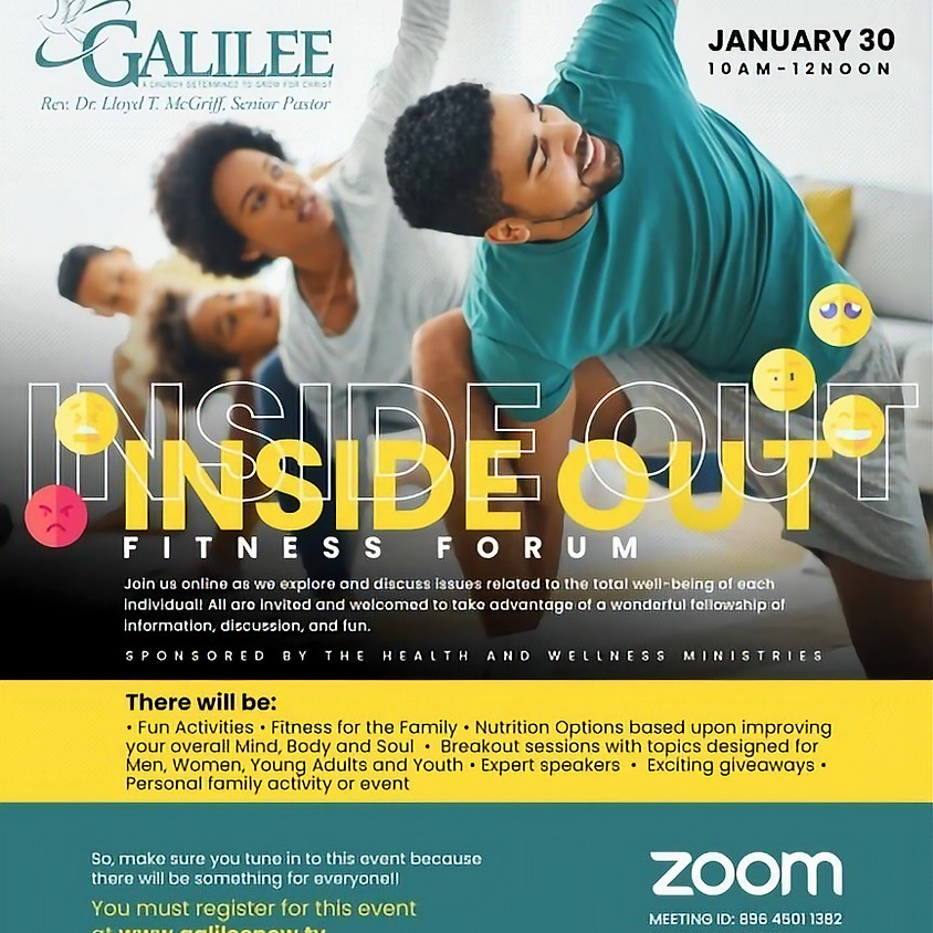 Inside Out Fitness Forum