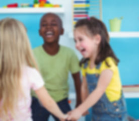 Children playing - Speech Therapy Frisco, TX