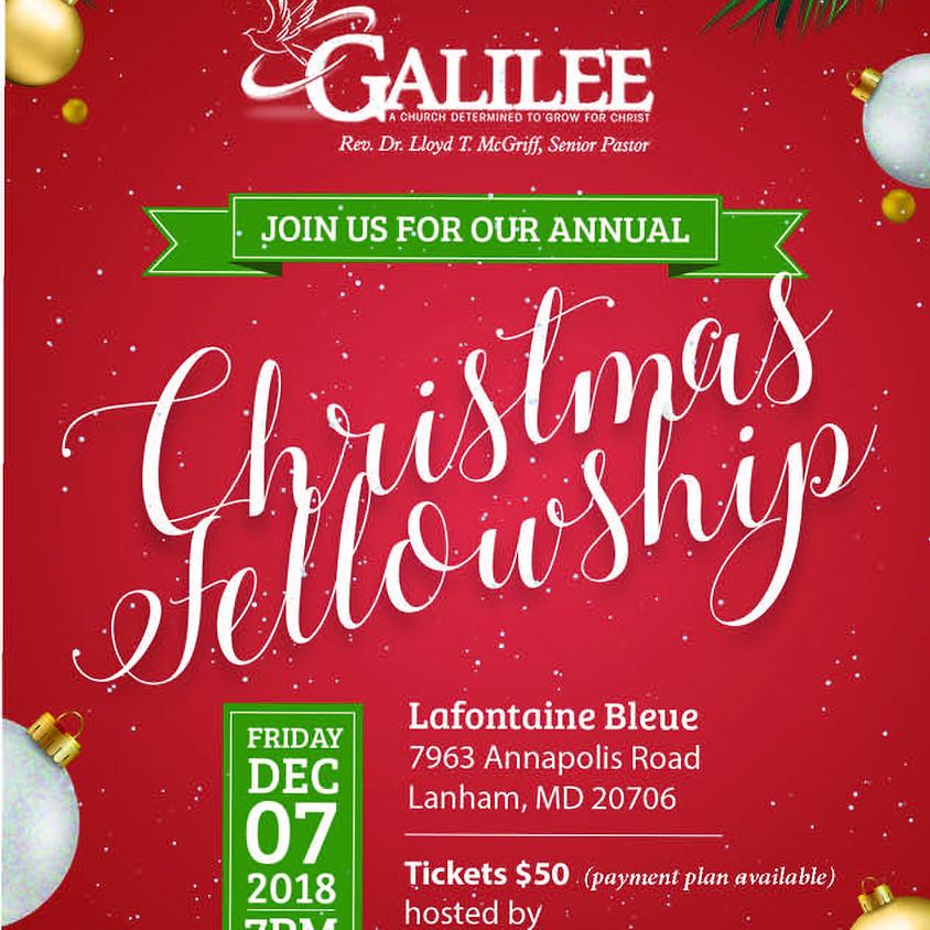 Galilee Christmas Fellowship