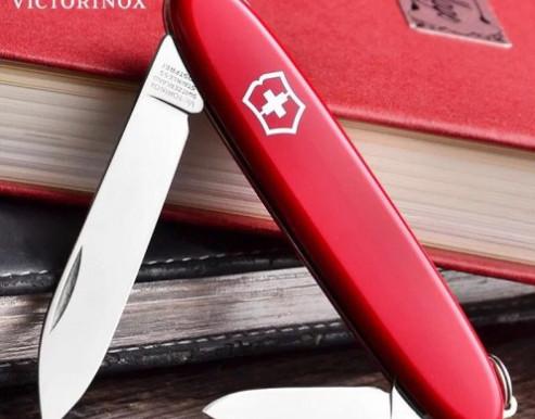 Как открыть банку швейцарским ножом?