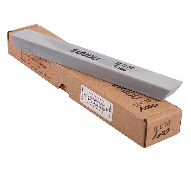 Камень точильный HAIDU HCM1000 (JIS 2600)