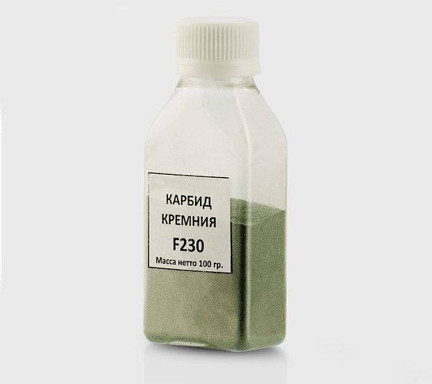 Карбид кремния зеленого F230