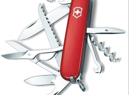 Швейцарский нож – что это?