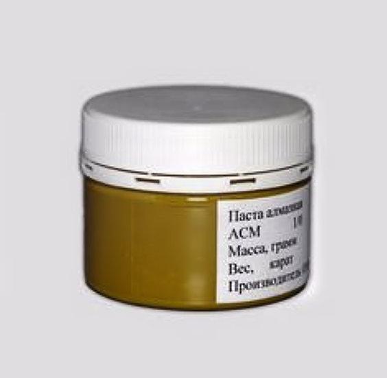 Алмазная паста НОМ АСM 1/0, чистовое полирование, 50гр