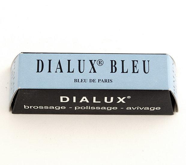 Паста Dialux для металла, чистовое полирование голубая, 100гр