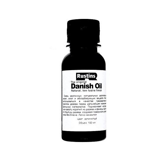 Rustins® Danish Oil 100ml