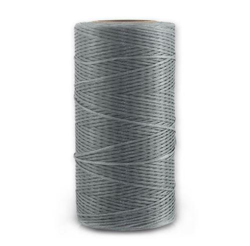 Нить вощеная 0,8мм Серый