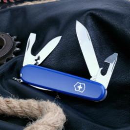 Как точить Викторинокс если швейцарский нож используется нерегулярно.