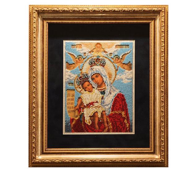 Икона Божжией Матери, Милующая