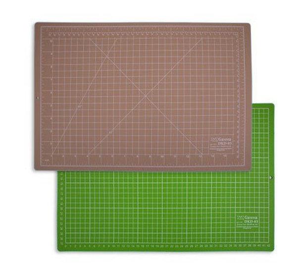 Мат для резки 45x30см формат А3, двусторонний