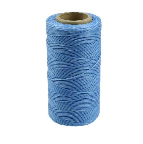 Нить вощеная 0,8мм Синий