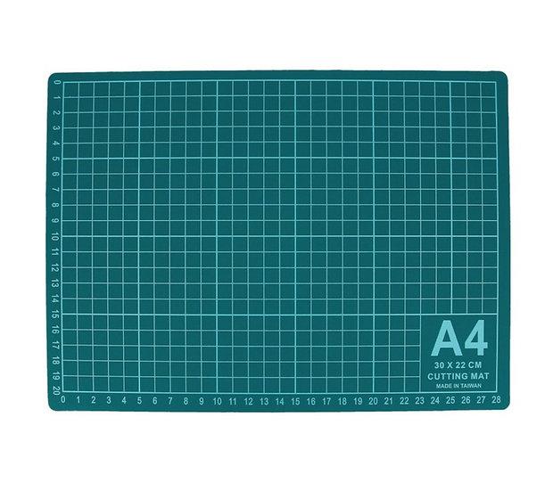 Мат для резки 30x22см, формат А4