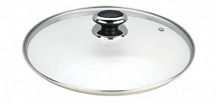 Крышка с ручкой для кастрюль, сковород 26см 4-004