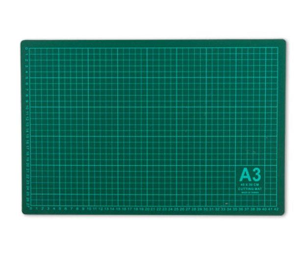 Мат для резки 45x30см, формат А3