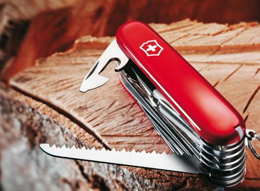 Какой нож Викторинокс выбрать – несколько простых шагов
