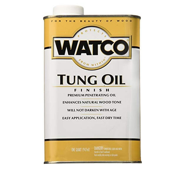WATCO® Tung Oil Finish 947ml