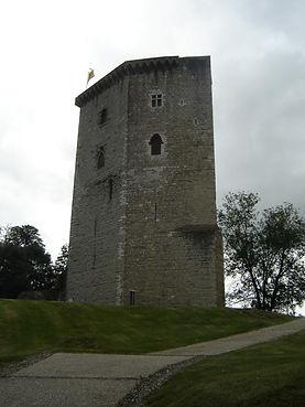 Orthez La Tour Moncade