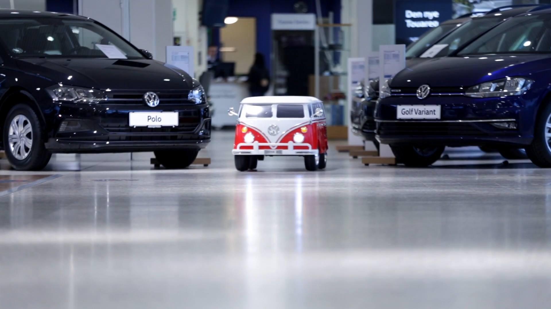 Volkswagen julekonkurrence