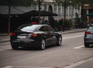 Viggo - Green taxi