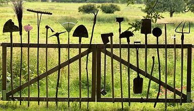 Atelier pédagogique nature et jardin
