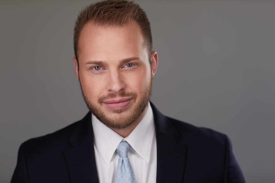 Austin Siebert, baritone