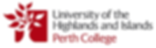University of the Highlands and Islands Perth College Logo