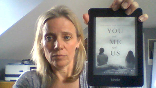 """Leanne's Book Time Vlog: """"You and Me and Us"""" by Alison Hammer"""