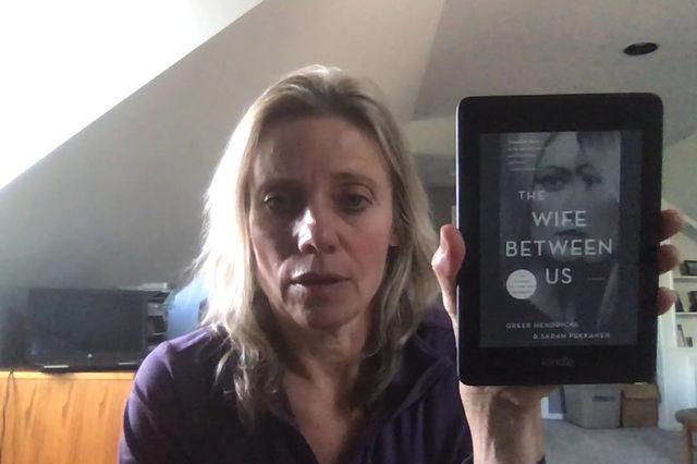 "Leanne's Book Time Vlog:  ""The Wife Between Us"" by Greer Hendricks and Sarah Pekkanen"